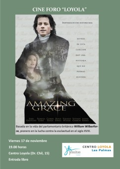 Cine Foro - Amazing Grace