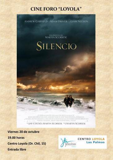 Cine Foro - Silencio