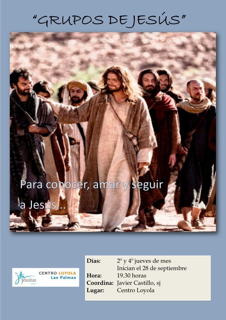 Grupos de Jesús 2017