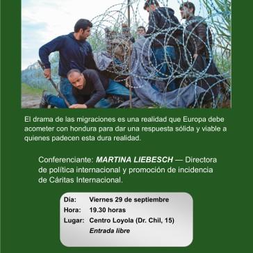 Migraciones y refugio