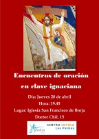 Oración abril 2017