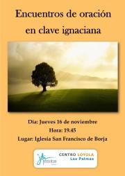 Oración noviembre de 2017