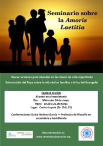 Seminario Amoris Laetitia - sesión 5