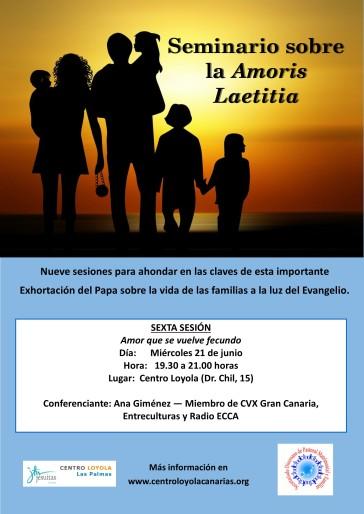 Seminario Amoris Laetitia - sesión 6