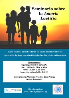 Seminario Amoris Laetitia - sesión 7