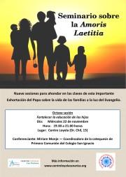 Seminario Amoris Laetitia - sesión 8