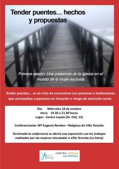 Tender puentes - sesión 1
