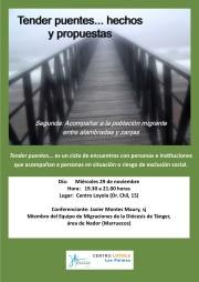 Tender puentes - sesión 2