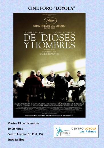Cine Foro - De dioses y hombres