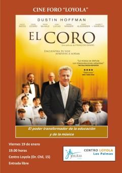 Cine Foro - El Coro