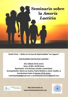 Seminario Amoris Laetitia - sesión final