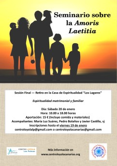 Seminario Amoris Laetitia - sesión final