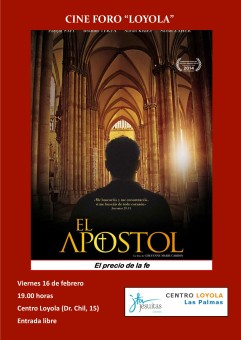 Cine Foro - El Apóstol