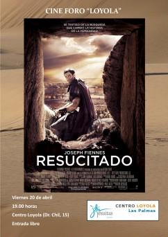 Cine Foro - Resucitado