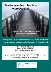 Tender puentes - Sesión 6