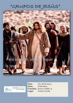 Grupos de Jesús - mayo 2018