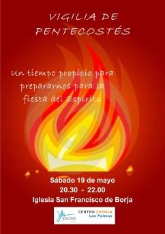 Vigilia de Pentecostés 2018
