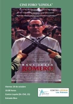 Cine Foro - Romero