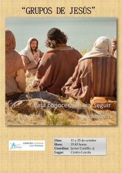 Grupos de Jesús - octubre 2018