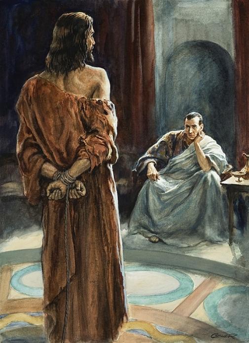 Jesucristo Rey B