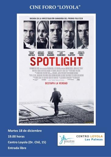 Cine Foro Spotlight