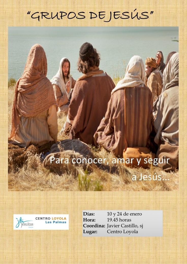 Grupos de Jesús enero 2019