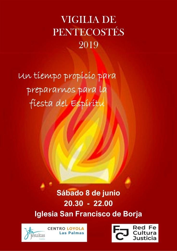 Vigilia de Pentecostés 2019