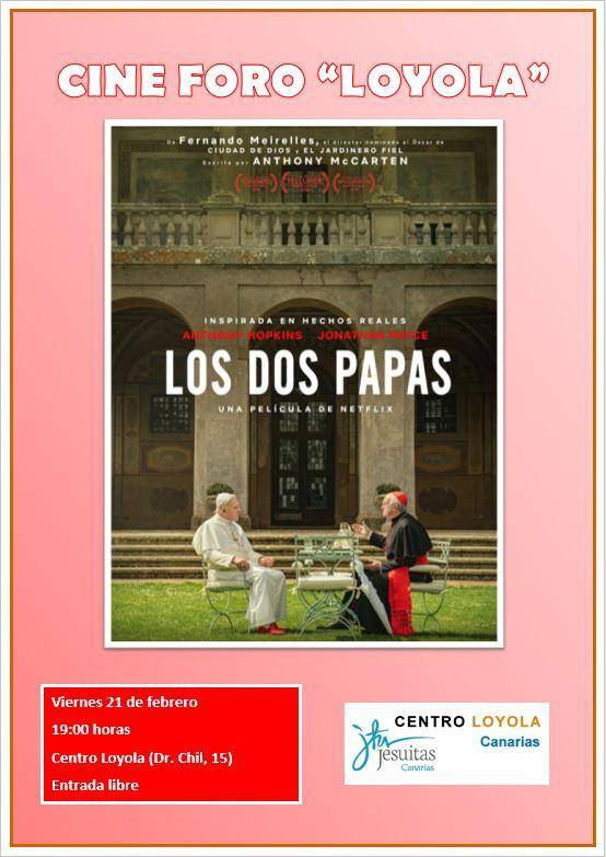 01 Los dos Papas (febrero)